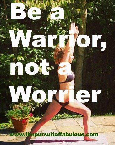 TPOF Quote warrior I